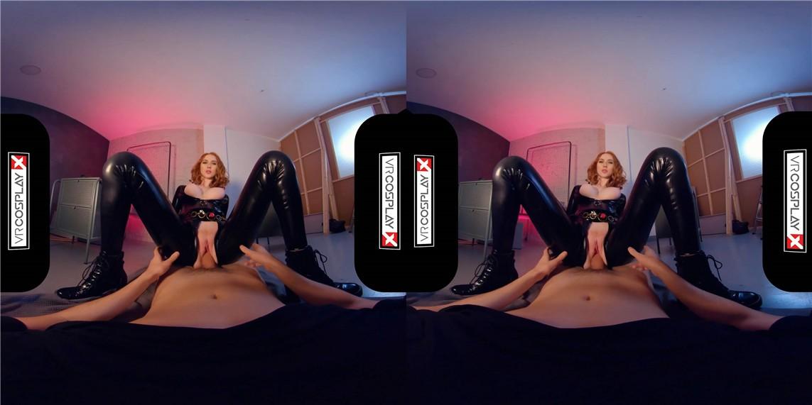【明星淫梦】人工智能Al让女神下海《黑寡妇》复联女神『斯嘉丽·约翰逊』VR寡姐AI完美换脸 4K原版 公共场所露出-第3张