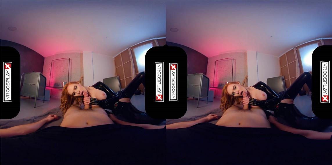 【明星淫梦】人工智能Al让女神下海《黑寡妇》复联女神『斯嘉丽·约翰逊』VR寡姐AI完美换脸 4K原版 公共场所露出-第10张